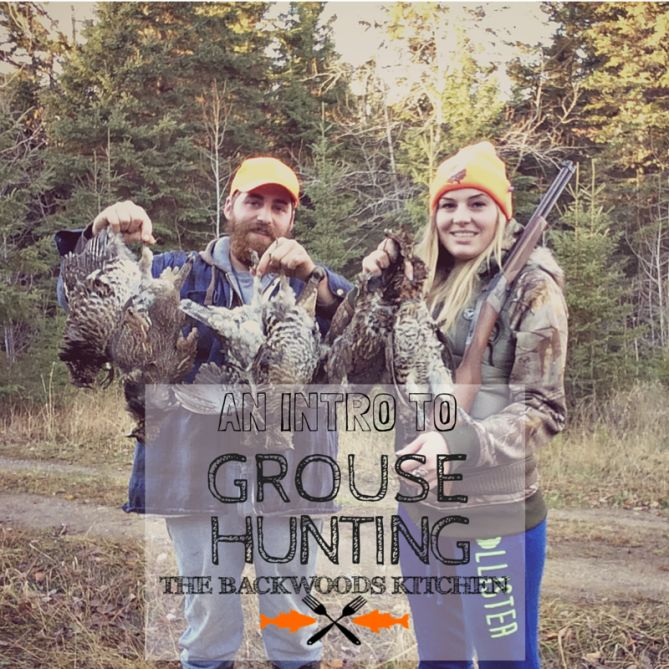 An Intro to Grouse Hunting - Cochrane, Northern Ontario  The Backwoods Kitchen