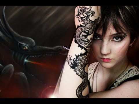 Dragon Slayer: Dragon Tattoo from the amazing Klaire de Lys