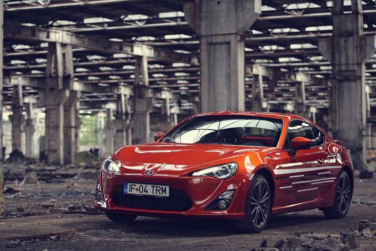 Toyota GT86 (  Mihai Dăscălescu / Mediafax Foto  )