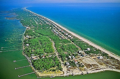 My favorite place on earth, St. George Island, Florida.