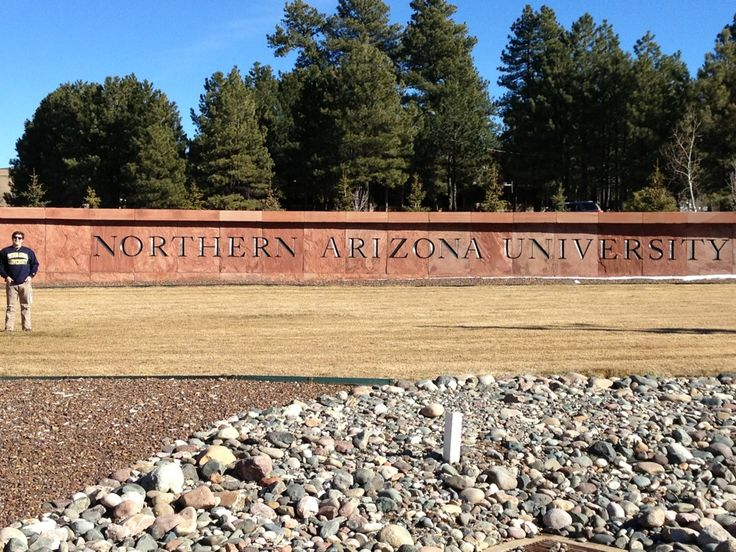 Northern Arizona University In Flagstaff Az Graduated May 2017 Matt Graduates With