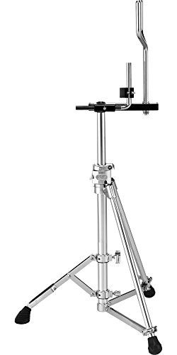 """Pearl MSS-3000 Marching Snare Drum Stand:   Height-adjustable stand with a mobile front leg that adjusts for placing the stand on bleachers or any uneven surface. The Pearl MSS-3000 Marching Snare Drum Stand brings you advanced hardware pioneered by the world's most experienced contemporary marching percussionists. The MSS-3000 has a mobile front leg that allows up to 13"""" of adjustment for situating the stand on bleachers or on any uneven surface, and also is completely height adjustab..."""