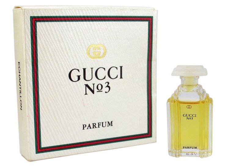 Gucci - Miniature N° 3 Gucci (Parfum 3ml)