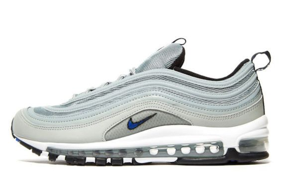 timeless design c775e 5fd30 Silver Bullet Vibes On This New Colorway Of The Nike Air Max 97