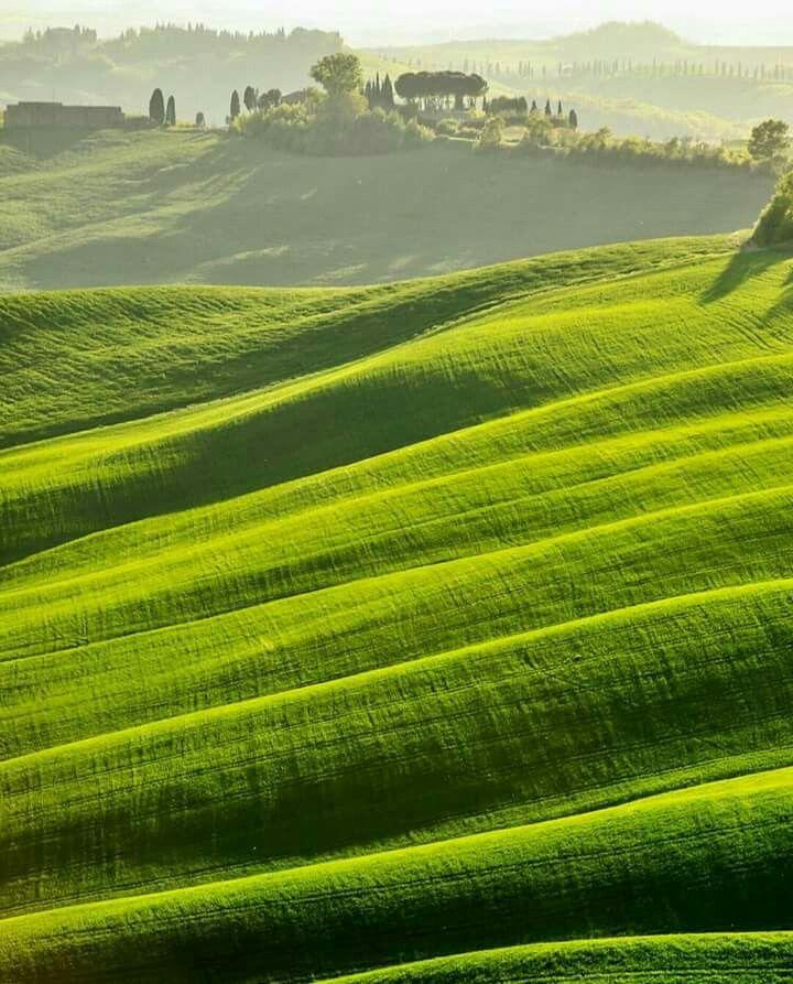 Toskania, Włochy 💚