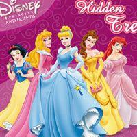 Игра Принцессы Диснея ищут подарки