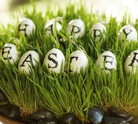 Die Osterfeiertage können kommen.