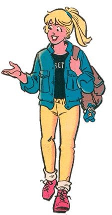 Betty (Archie comics) www.pinterest.com...