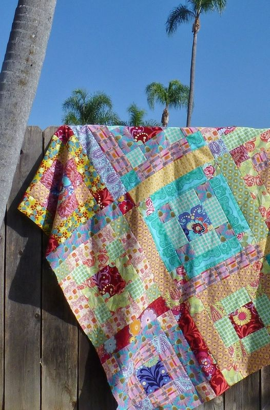 1000+ images about Quilts-Plain Blocks-Squares and Rectangles on Pinterest Quilt Patterns ...
