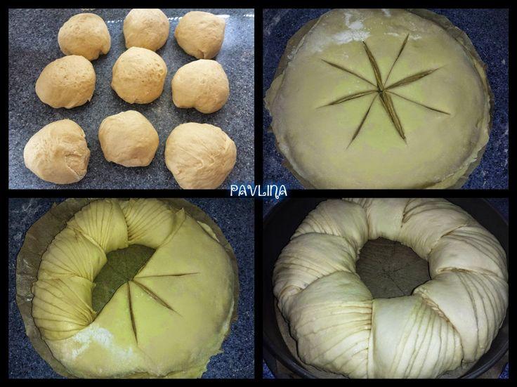 Στην κουζίνα του Παυλίνα: κέικ ζαχαροπλαστικής