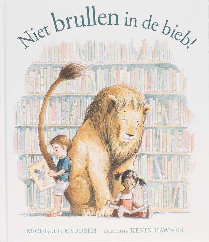 """Op een dag belandt een leeuw in een bibliotheek waar strenge regels gelden. De baliebediende roept de hulp in van de bibliothecaris, maar zij stoort zich niet aan de leeuw zolang """"hij zich maar aan de regels houdt!"""""""