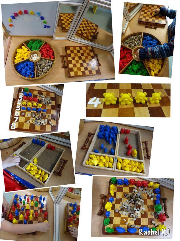248 Best Preschool Table Activities Images On Pinterest