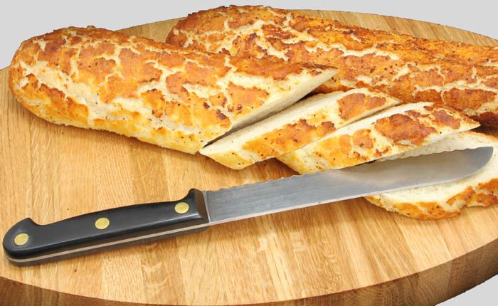 Tiger bread.  http://www.food-recipes.me/tiger-bread/
