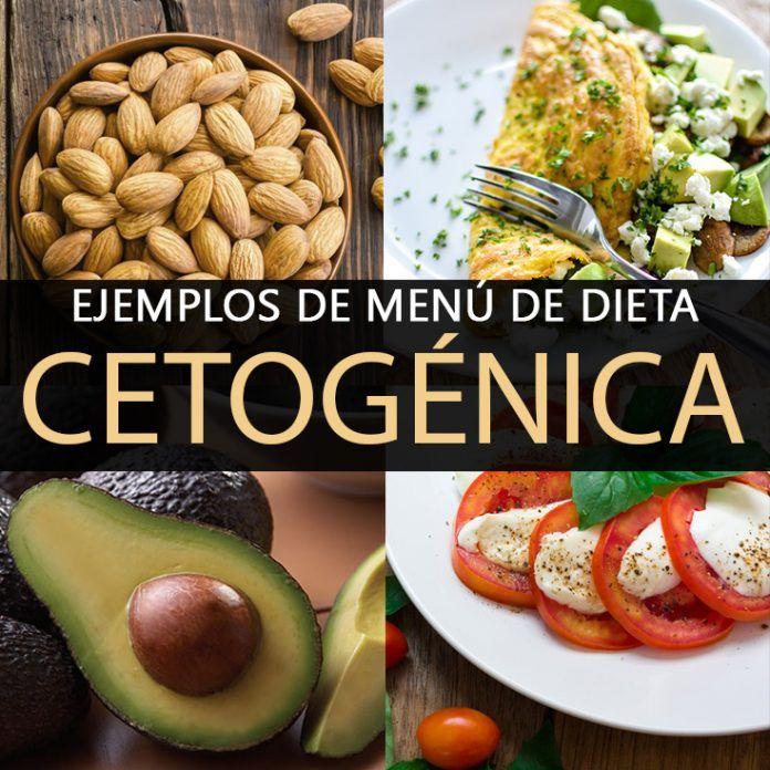 Ejemplo de menú de la dieta cetogénica - Dieta sin..