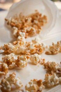 Recept zoute karamel popcorn | Es' Factory