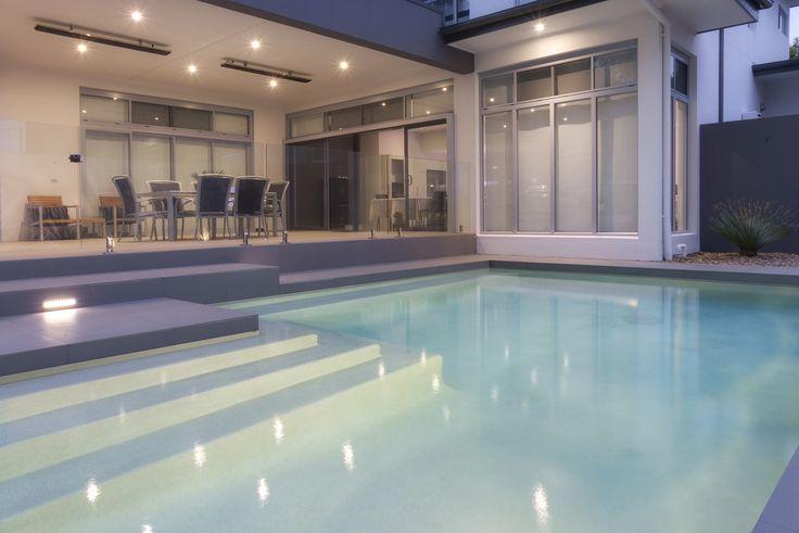 HEATSTRIP Bella Vista (NSW) - Aquastone Pools & Landscapes