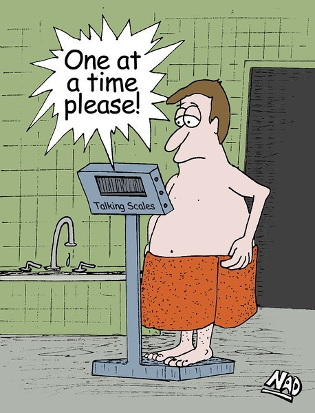 Hilarious joke about being over-weight. LMAO! For more great dieting humor and weight loss jokes visit www.bestfunnyjokes4u.com/dieting-humor/