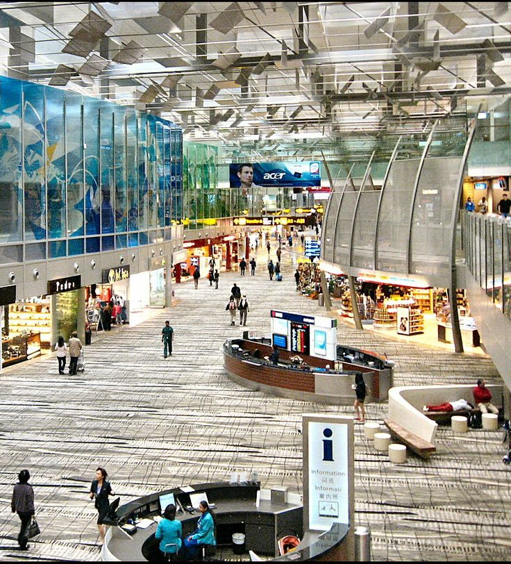 Uncovering the Best Airports in the World, A place for a days trip Changi, Singapore