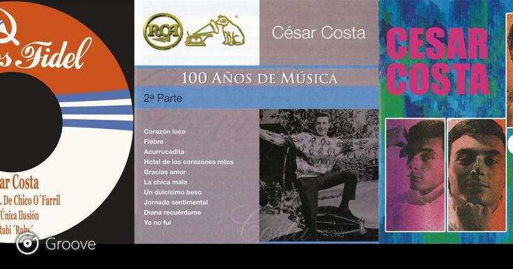 César Costa: News, Bio and Official Links of #cesarcosta for Streaming or Download Music