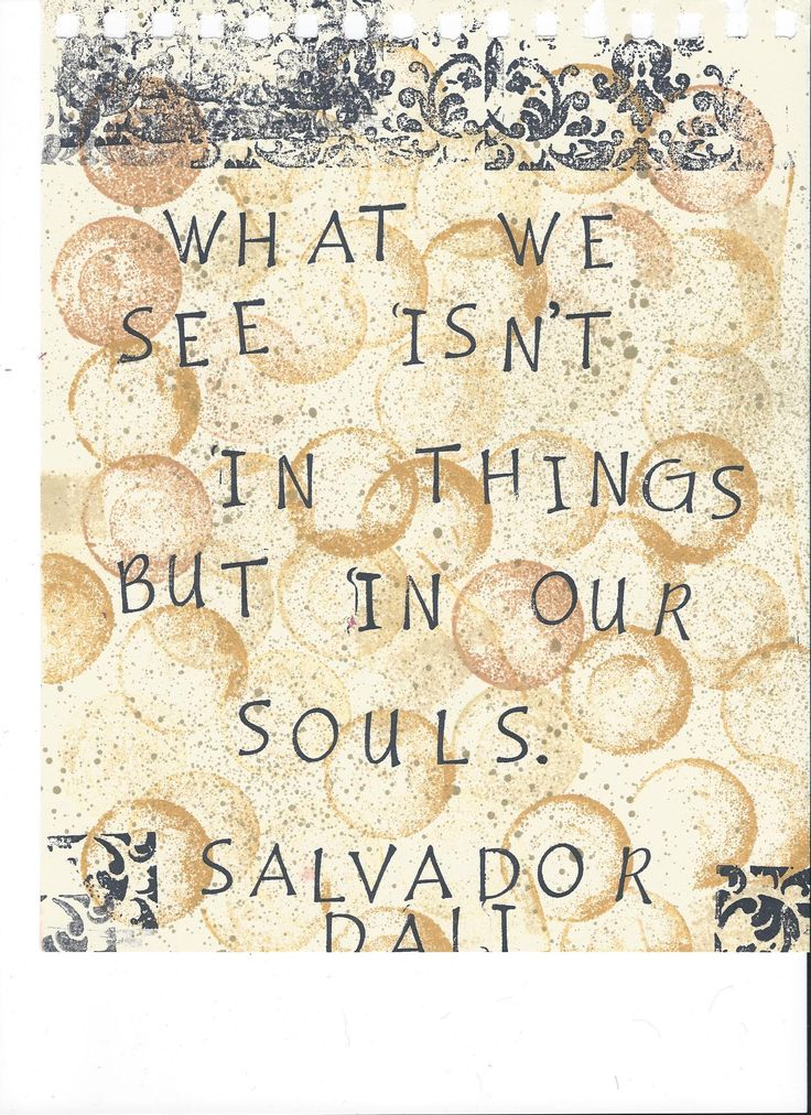 -Salvador Dali. GOD! I love this man :)