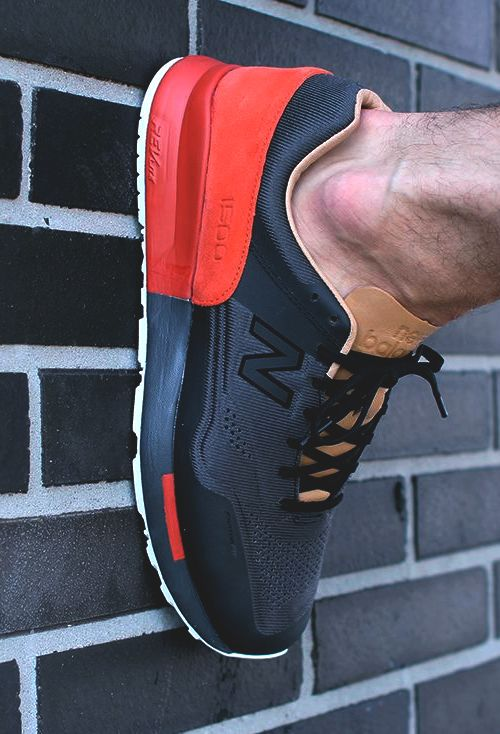 Chubster favourite ! - Coup de cœur du Chubster ! - shoes for men - chaussures pour homme - New Balance 1500 RE-ENGINEERED