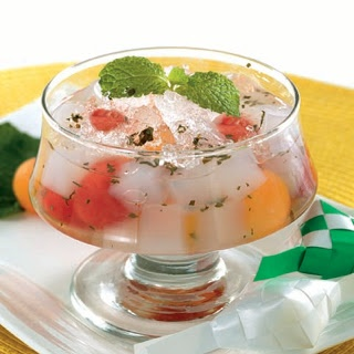 Resep Es Semangka Melon