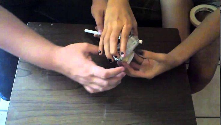 Como se hace un Dinamometro casero