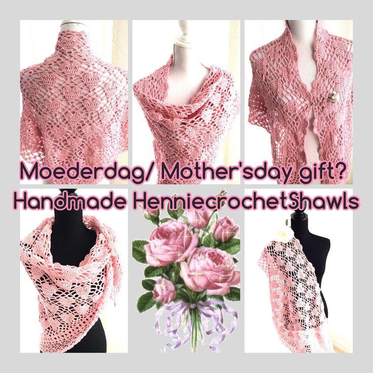 15 % korting, discount op alle sjaals .Mooie gehaakte hartjes sjaal voor Moederdag, Mother's Day gift, trouwerij, wedding, iedere gelegenheid.🌹🌹🌹🌹🌹🌹🌹🌹🌹🌹🌹🌹 15% korting code: MOEDERDAGHENNIE  vanaf 40 euro en eindigt op zondag 14 mei!