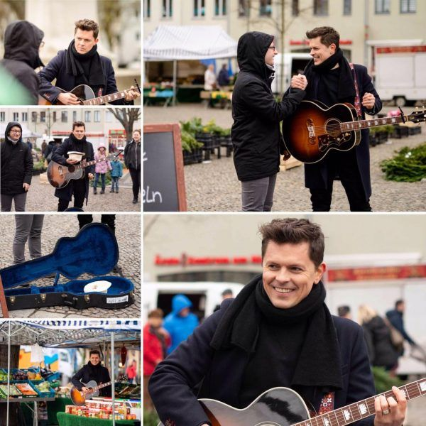 Tolle Spendenaktion Mit Michael Patrick Kelly Paddy Kelly Angelo Kelly The Voice