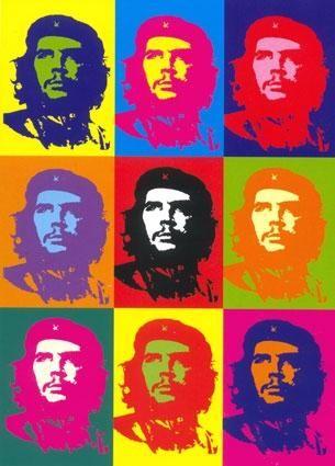'Che Guevara' von Andy Warhol (1928-1987, United States)
