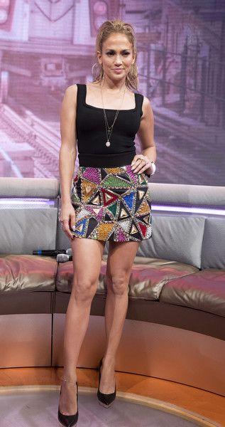 Модный конфуз: Дженнифер Лопес не угадала с размером платья : Дженнифер Лопес / фото 2