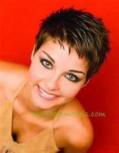 100 best Short haircuts for round faces and thin hair images on ...