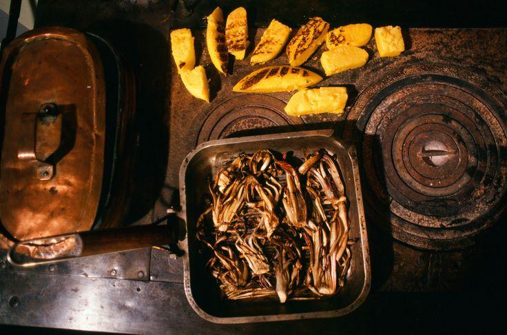 #cucina #polenta #profumidicasa #radicchio #bontà
