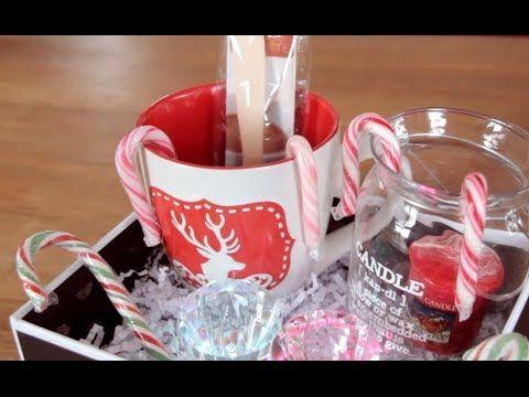 DIY: Persoonlijke Kerstpakketjes - Teskuh.nl