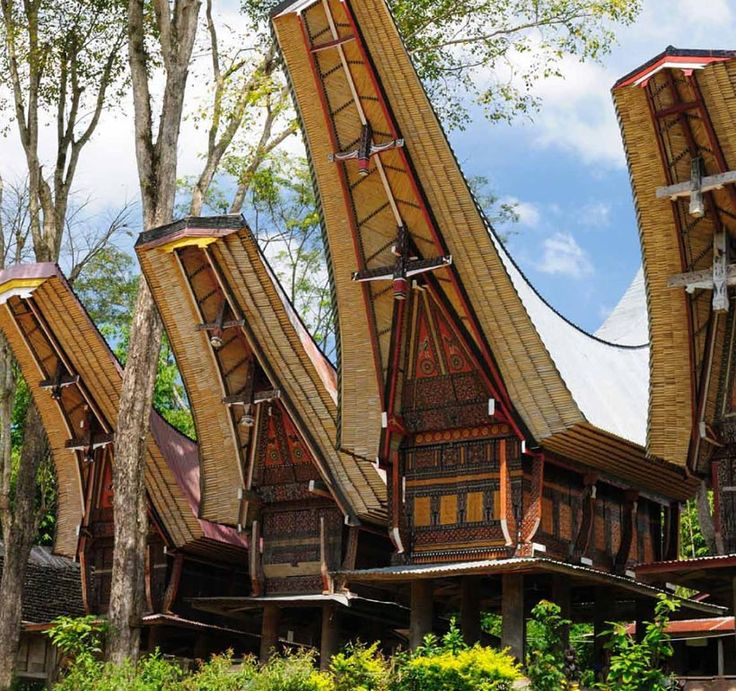 26 Unique Indonesian Houses You Won't Believe People Really Live In
