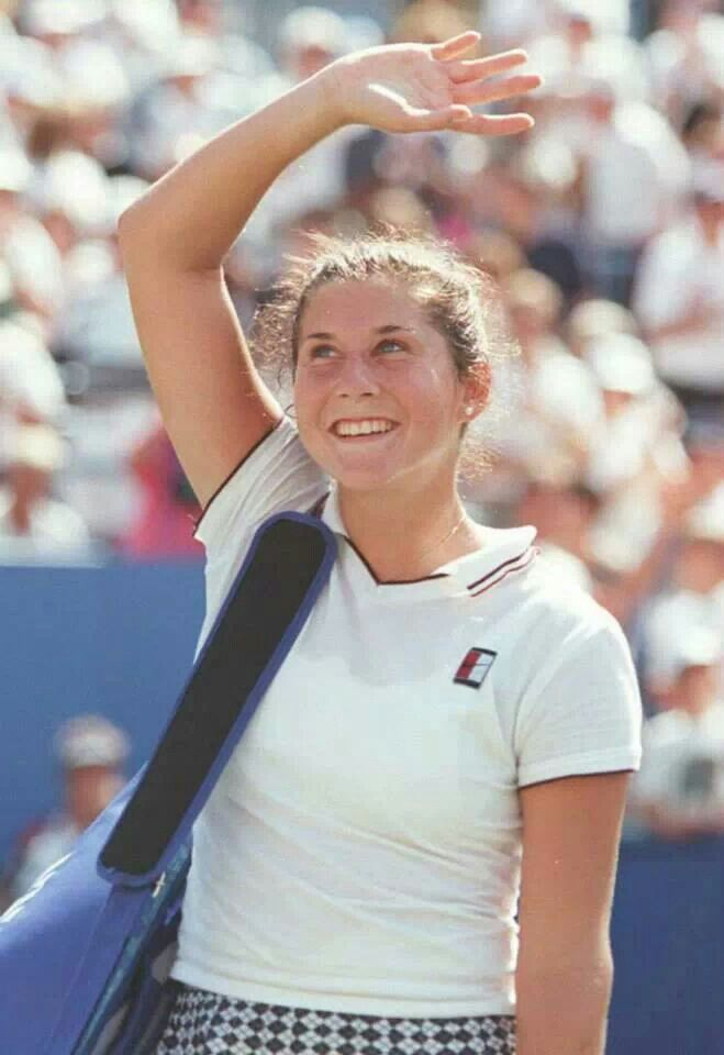 Leaked Monica Seles 9 Grand Slam singles titles naked (11 images) Sexy, iCloud, bra