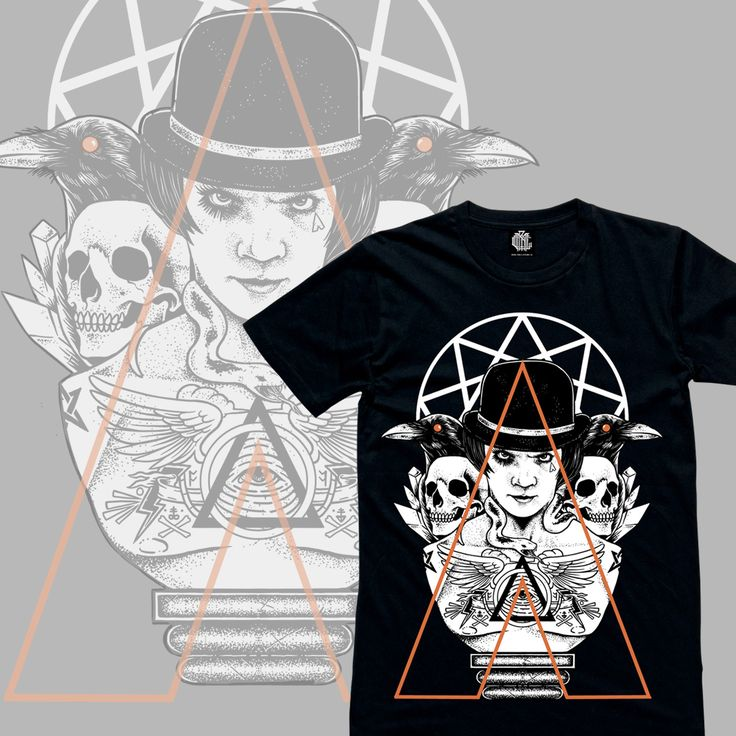 "CRMC X @Lzhra ""Orange Odyssey"" Tee Available at www.crmcclothing.co 