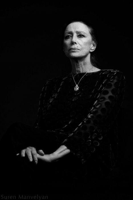 Portraiture by Suren Manvelyan, via Behance