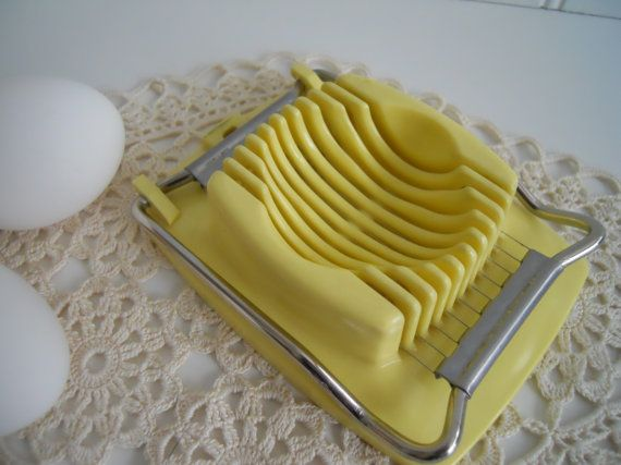 who didn't play the egg slicer like a guitar? (er, just me then...)