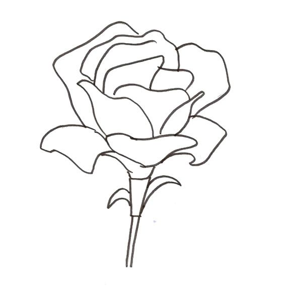 cool flowers coloring pages - photo #23
