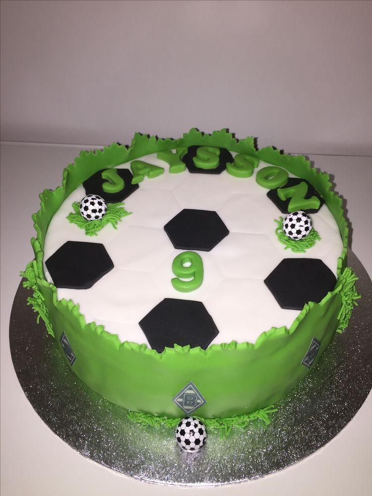 Borussia Mönchengladbach taart