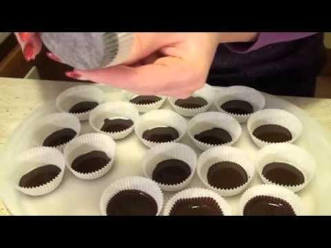 Šuhajdy - recept na orechovo - čokoládové košíčky - suhajdy - VIDEO Ako sa to robí.sk