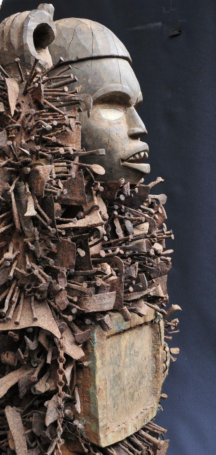 fetish sculpture africa