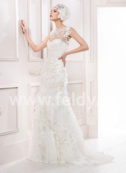 Vestido de novia Manu García 2014 MG0501