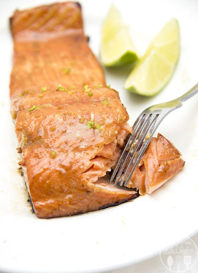 ... about fish on Pinterest | Grilled salmon, Salmon and Glazed salmon