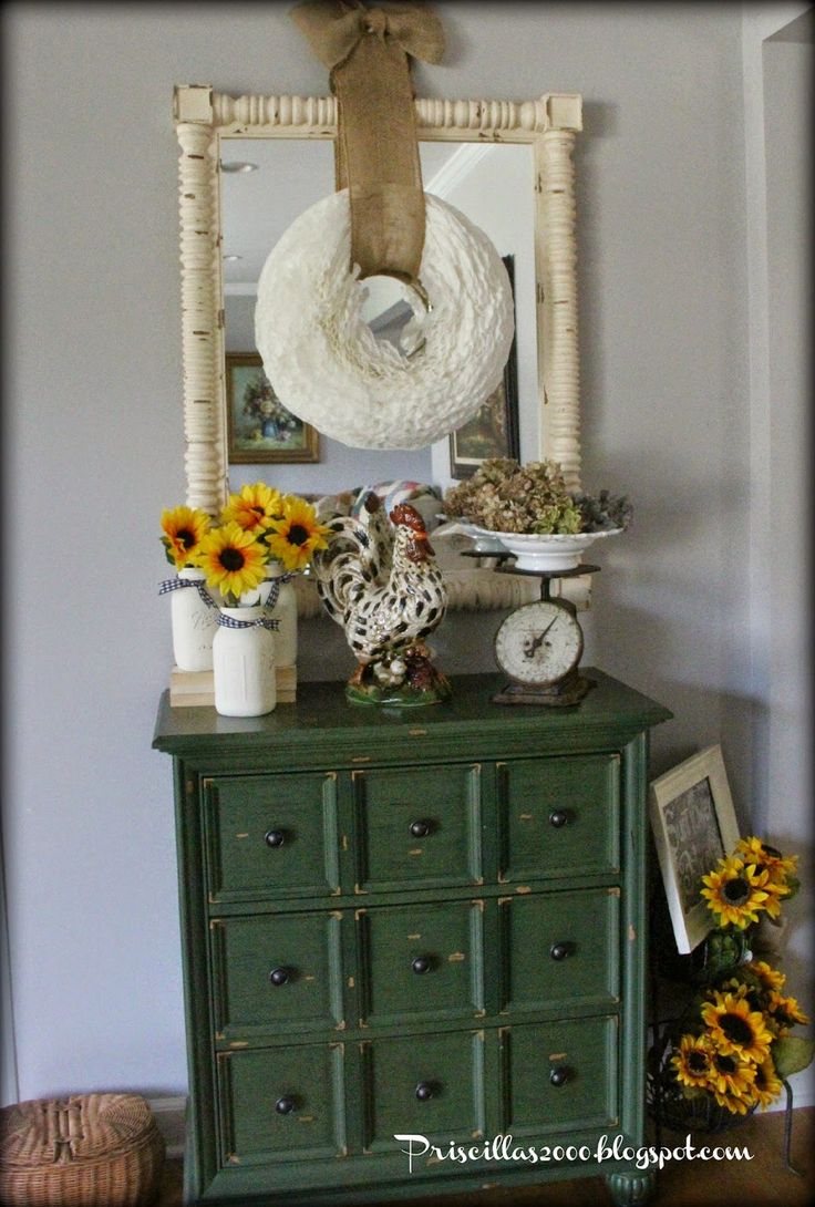 Top 25 Ideas About Sunflower Themed Kitchen On Pinterest Sunflower Kitchen Decor Sunflower
