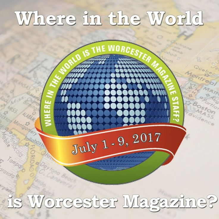 Can you guess where Worcester Magazine is today? Guess correctly and you could win a $25 restaurant gift card!