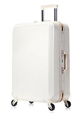 クロース(Kroeus)スーツケース 超軽量 TSAロック付き アルミフレーム キャリーケース マット仕上げ 旅行 4輪 高品質