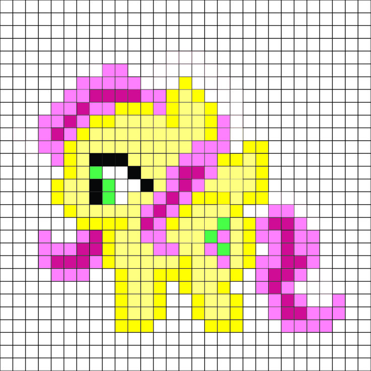 graphic relating to Pony Bead Patterns Free Printable known as Printable Pony Bead Behavior