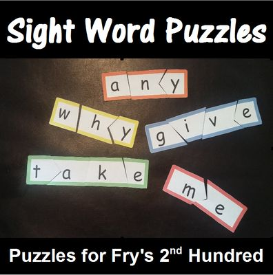 Sight+Word+Puzzles+based+on+Fry+101-200+from+The+Connett+Connection+on+TeachersNotebook.com+-++(24+pages)++-+Sight+Word+puzzles+for+Fry+101-200.